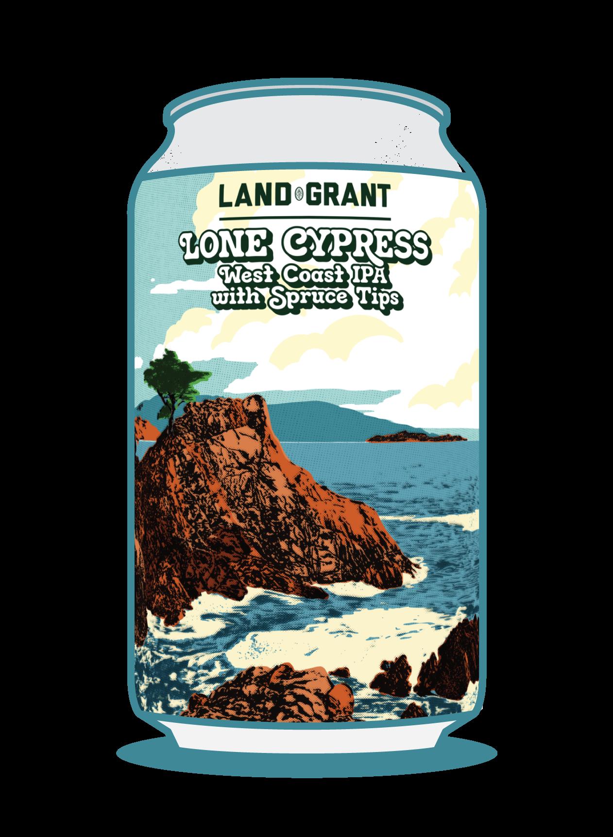 Lone Cypress Image