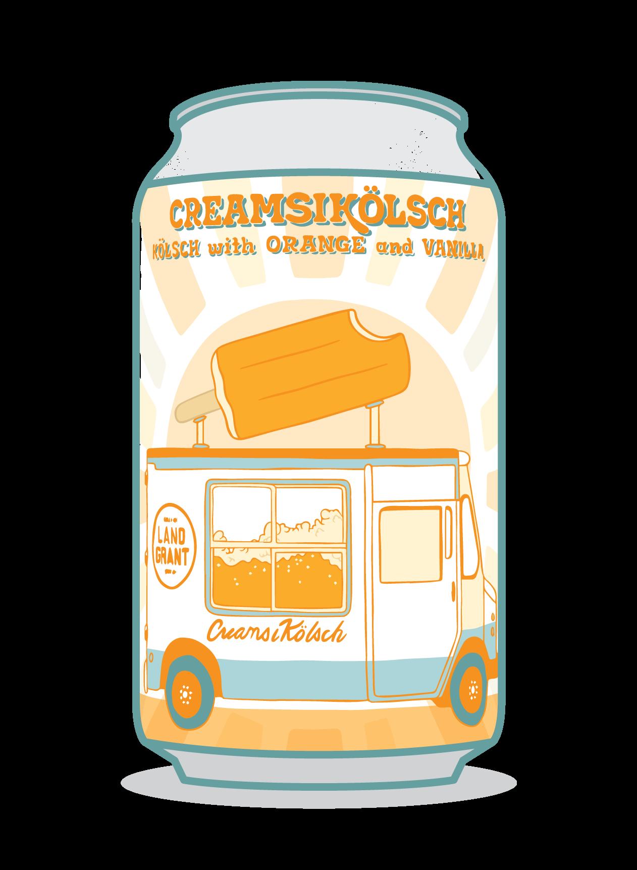 Creamsikolsch Image