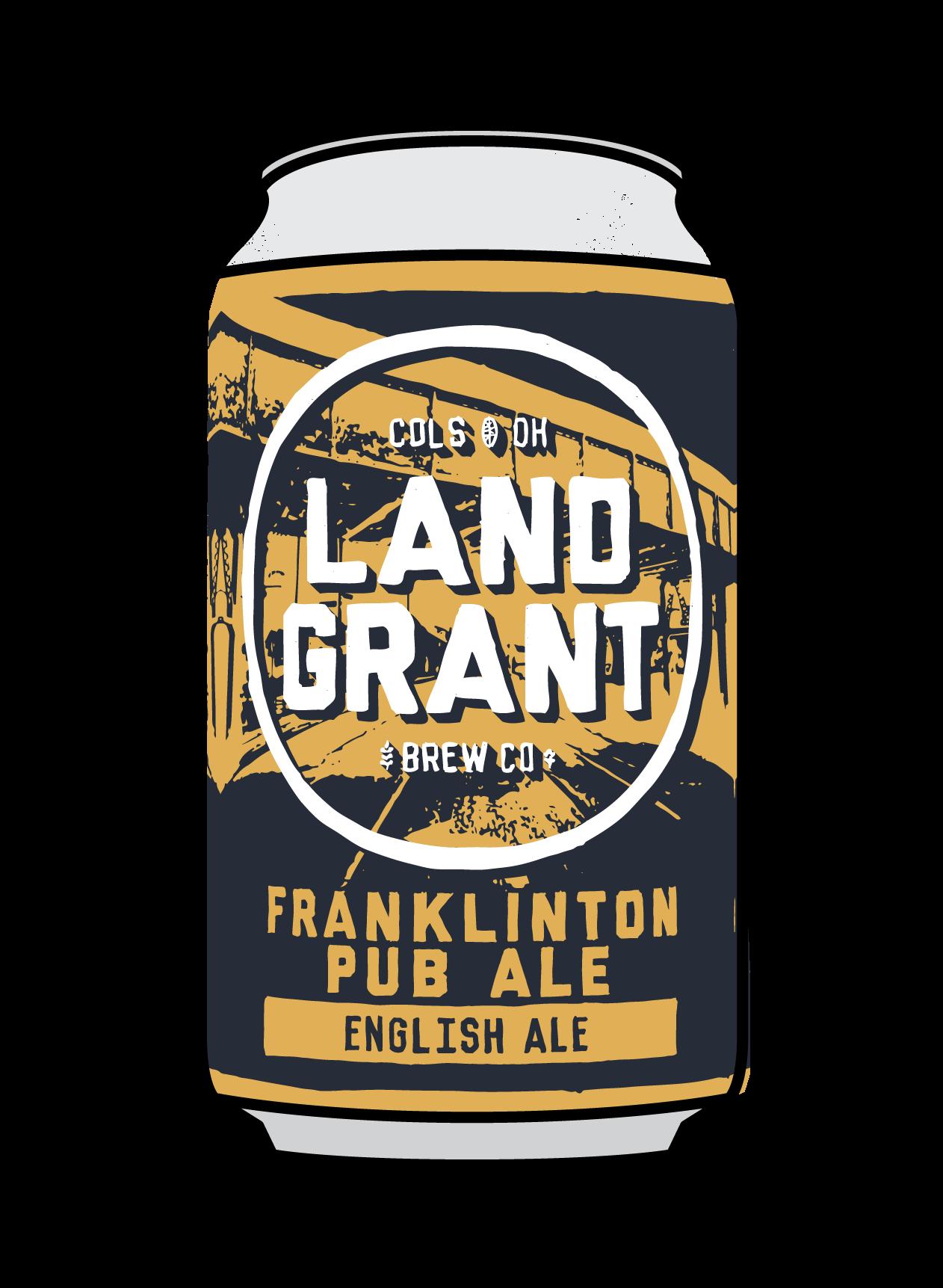 Franklinton Pub Ale Image
