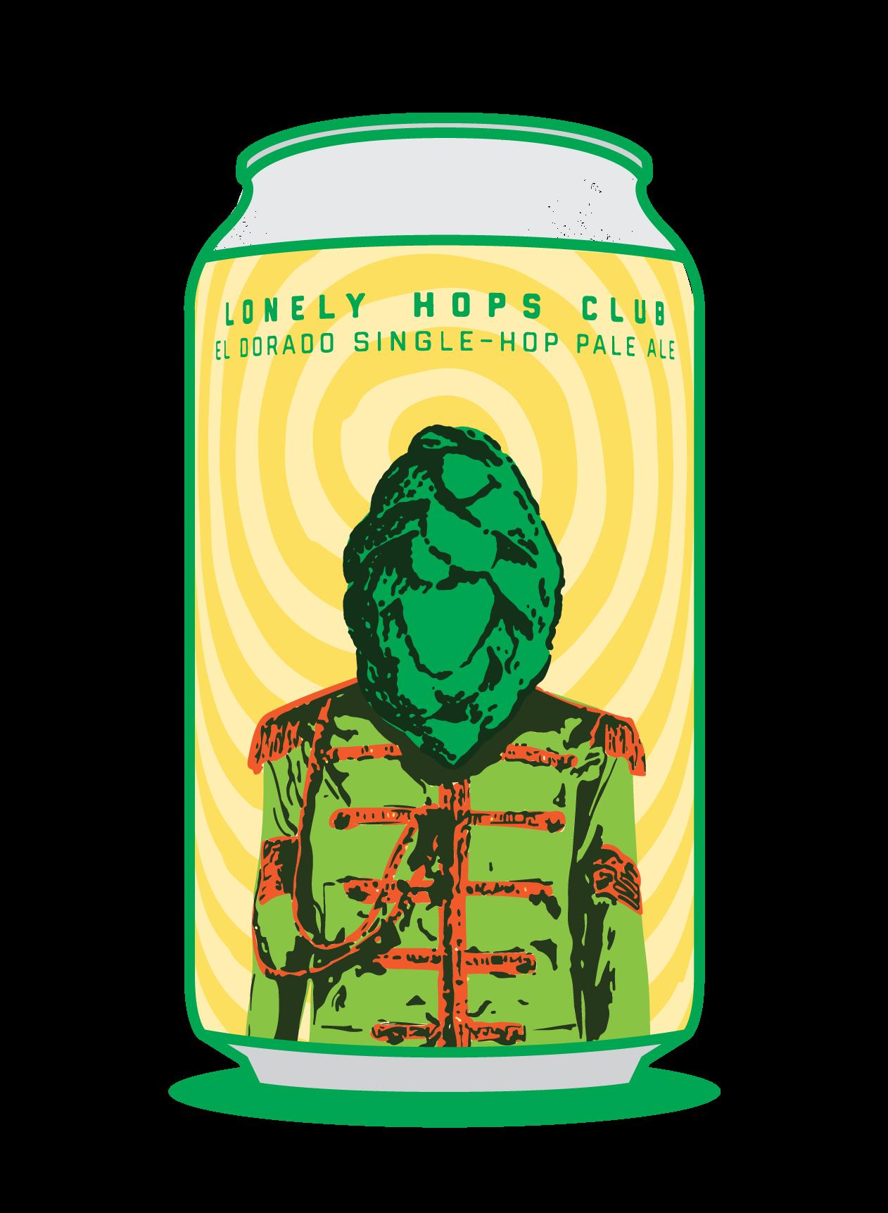 Lonely Hops Club - El Dorado Image
