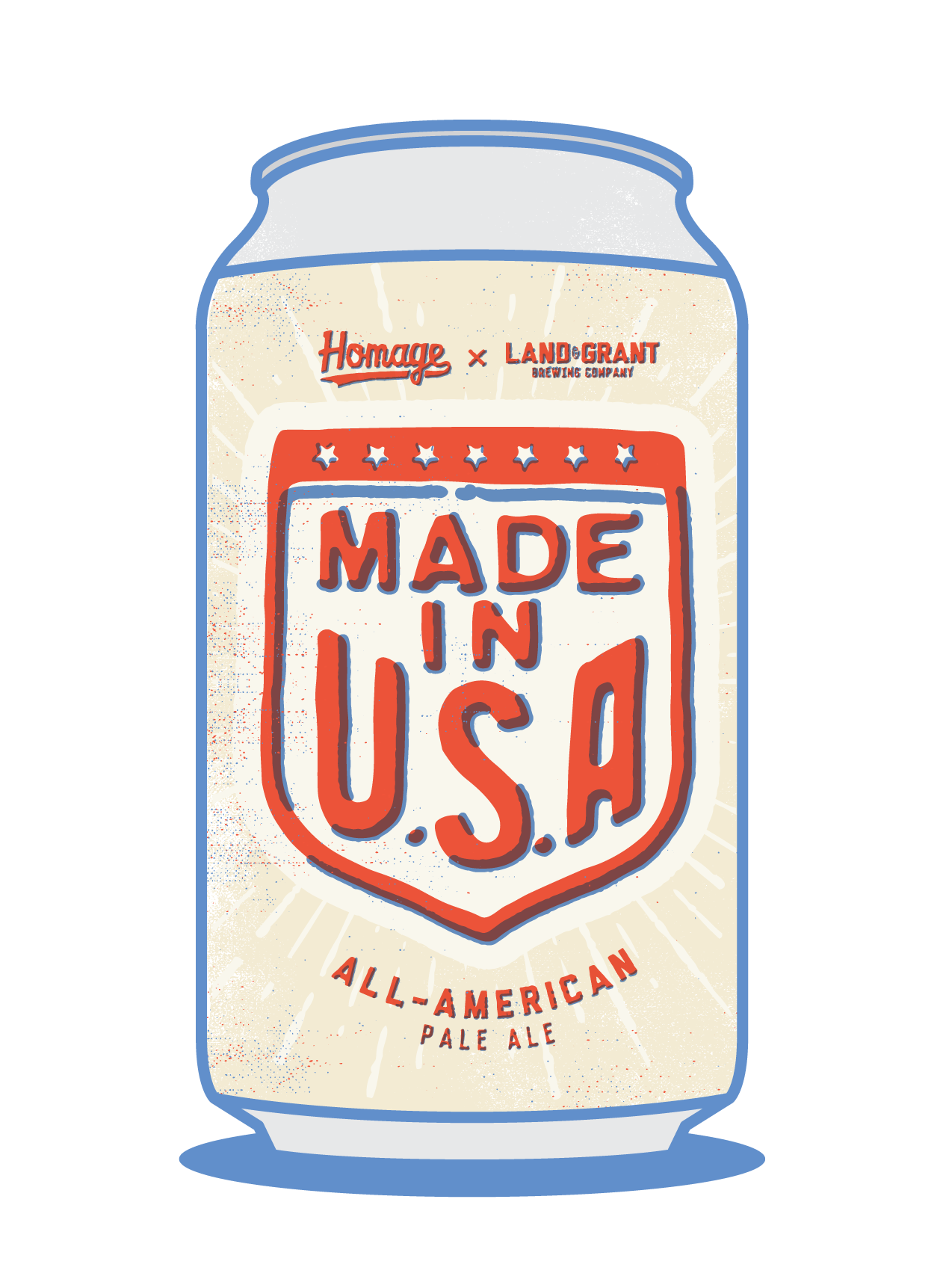 All-American Image