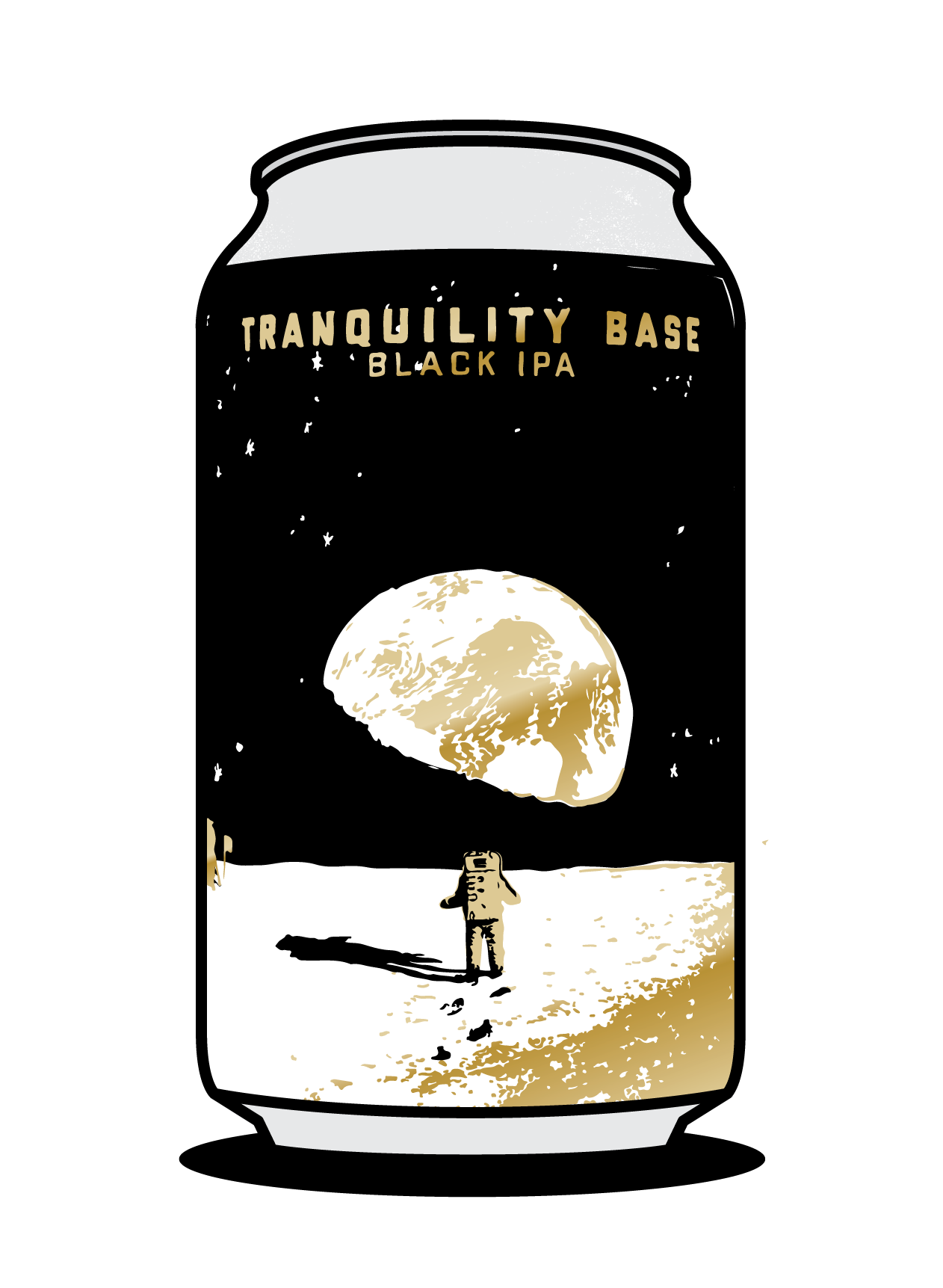Space-Grant - Tranquility Base Image
