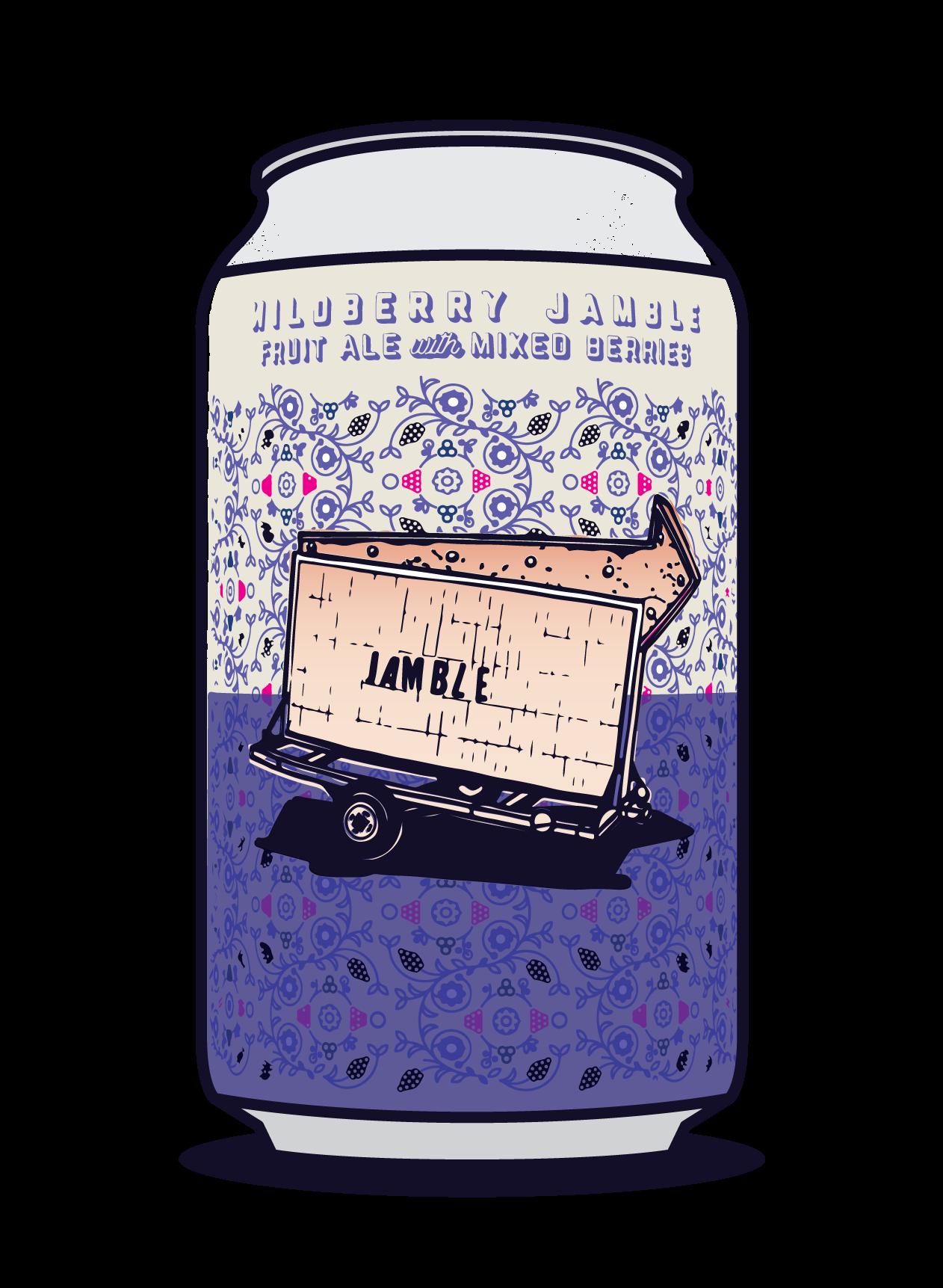 Wildberry Jamble Image