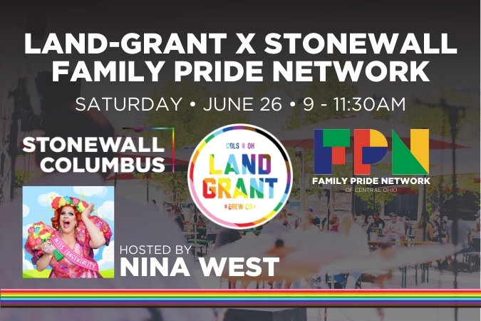 Family Pride Event at Land-Grant to Feature Nina West